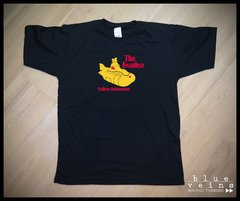 Remera Beatles Yellow Submarine