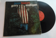 GERRY MULLIGAN - JAZZ HISTORY VOL. 12 - DUPLO