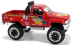 1987 Toyota Pickup Truck - Carrinho - Hot Wheels - HOT TRUCKS - 6/10 - 82/365 - 2015 - BUH7Y