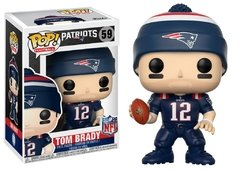 Tom Brady - Funko Pop Football - Patriots - 59