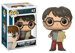 Harry Potter with Marauders Map - Funko Pop - 42