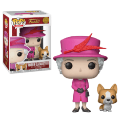 Rainha Elizabeth II - Pop! Royals - 01 - Funko
