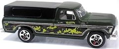 79 Ford Pickup - Carrinho - Hot Wheels - Camouflage