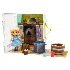 Cinderella - Mini Doll Playset - Animators - Disney