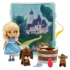 Cinderella - Mini Doll Playset - Animators - Disney - comprar online