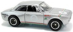 Alfa Romeo Giulia Sprint GTA - Hot Wheels - Cars & Donuts - CAR CULTURE - 3/5 - 2017