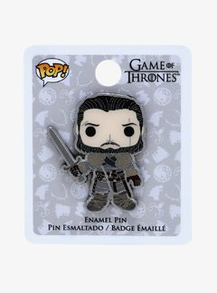 Broche Pin - Jon Snow - Game of Trones - Funko - Box Lunch Exclusive - comprar online