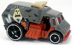 Cockney Cab II - Hot Wheels - The Nightmare Before Christmas - 25 anos - 7/8