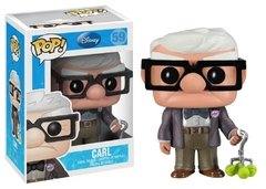 Carl - Funko Pop - Up - Disney - 59