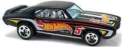 69 Pontiac GTO - Hot Wheels - RACING CIRCUIT - 5/10