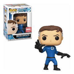 Mister Fantastic - Funko - Marvel - Fantastic Four - 571 - Collector Corps Exclusive