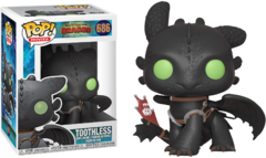 Toothless - Funko Pop - Movies - How to train your dragon - 686