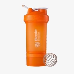 Blender Prostak FullColor - Blender Bottle - 450ml - Laranja