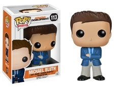 Michael Bluth - Pop! Television - Arrasted Development - 113 - Funko