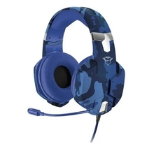Auricular Gamer Trust Gxt 322b Carus Gaming Headset For Ps4