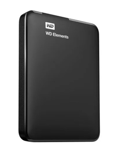 Disco Hd Externo Wd Elements 1tb Usb 3.0