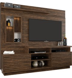 "Rack ElDorado para TV de hasta 65"" - Alepino Muebles"