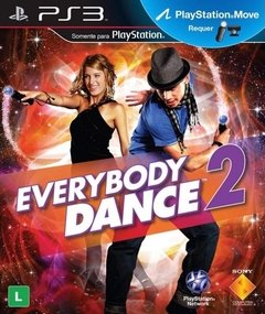 EVERYBODY DANCE 2 -MOVE -USADO-