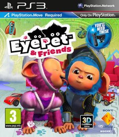 EYEPET AND FRIENDS -MOVE