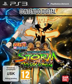NARUTO ULTIMATE NINJA STORM REVOLUTION -DIGITAL-