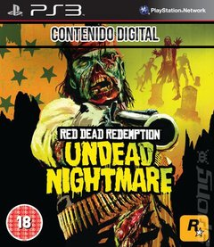 RED DEAD REDEMPTION UNDEAD NIGHTMARE -DIGITAL-