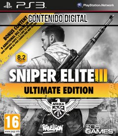 SNIPER ELITE 3 ULTIMATE EDITION -DIGITAL-