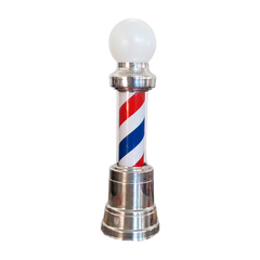 Barber Pole de Mesa 67cm 110V - Megan
