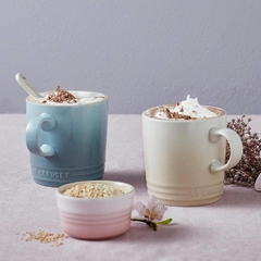 Set 4 Canecas Chá 350ml Calm Collection - Oficial Le Creuset - Di Sappo