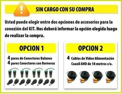 Imagen de Kit Seguridad Hikvision Full Hd Lite Dvr 8 + 4 Camaras Audio
