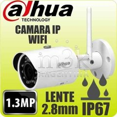 Kit Ip Inalambrico Dahua 6 Camaras Ipc-hfw1120s-w Wifi 1.3mp - comprar online