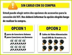 Kit Seguridad Dvr 16 + 8 Camaras Varifocal 2.8 A 12 Mm 2 Mpx - M3K ARGENTINA
