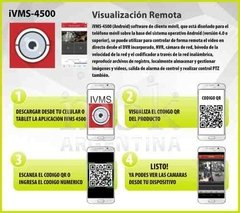 Kit Seguridad Hikvision Turbo 4.0 Dvr 8 + 4 Camaras 1080 2mp - tienda online