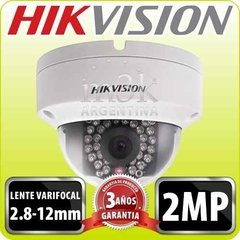 Cámara Ip Hikvision Ds-2cd2720f-is Varifocal 30m Exterior