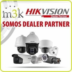 Kit Seguridad Hikvision Full Hd 8ch 1080p + 6 Camaras 3mp - comprar online
