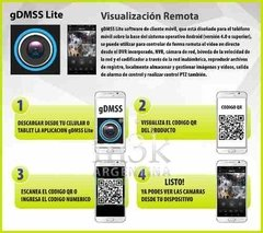 Kit Ip Inalambrico Dahua 6 Camaras Ipc-hfw1120s-w Wifi 1.3mp en internet