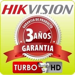 Kit Seguridad Hikvision Full Hd 8ch 1080p + 6 Camaras 3mp - tienda online