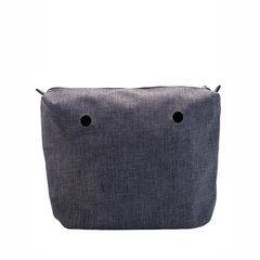 JOIN! HANDBAGS BOLSA INTERIOR GRIS
