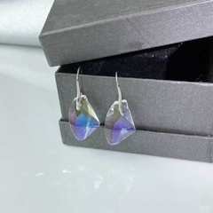 SELECT CRISTALES Aretes gota claro - Select store