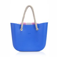 JOIN! HANDBAGS BOLSA CLASSIC BEACH AZUL