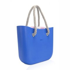 JOIN! HANDBAGS BOLSA CLASSIC BEACH AZUL en internet