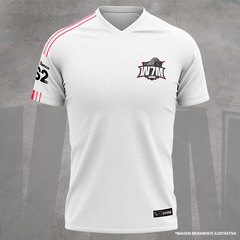 UNIFORME W7M GAMING 2021.1 BRANCO - MASCULINO