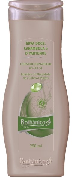 CD ERVA DOCE E CARAMBOLA 250ML BOT HAIR