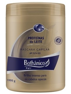 MASC CAP PROTEINAS DO LEITE 1KG BOT HAIR