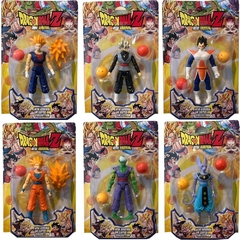 MUÑECO DRAGON BALL SUPER COLLECTION