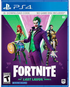 FORTNITE JOKER