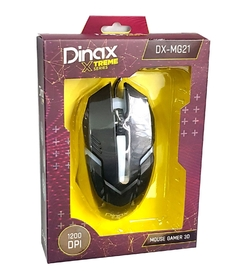 MOUSE GAMER DINAX DX-MG21