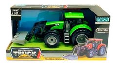 TRACTOR TRUCK DOTOYS C/ PALA