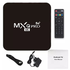 CONVERTIDOR SMART TV BOX 4K PRO