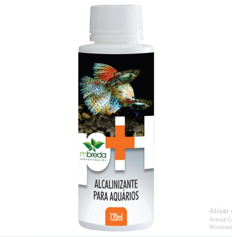 PH+ Alcalinizante Mbreda 120 ml
