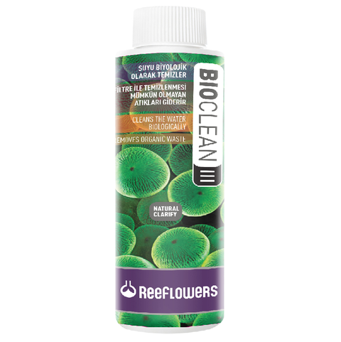 Bioclean III 85ml - Reeflowers